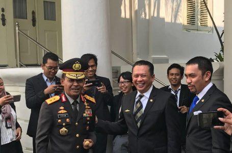 Ketua MPR Nilai Idham Azis Sosok yang Tepat Jadi Kapolri