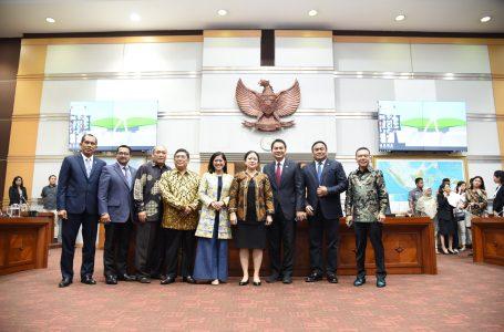 Keanggotaan Komisi I DPR RI Ditetapkan