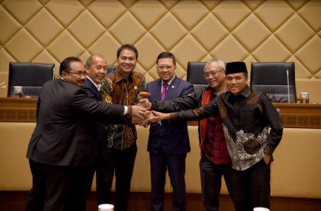 Ahmad Doli Kurnia Pimpin Komisi II DPR RI