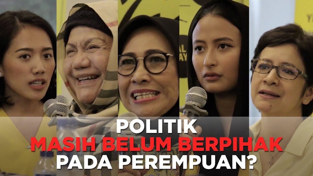 Yellosista: Dinamika Politik Perempuan dalam Pileg 2019