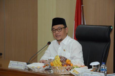 Harus ada Pertimbangan Efisiensi Pembangunan Asrama Haji Majalengka