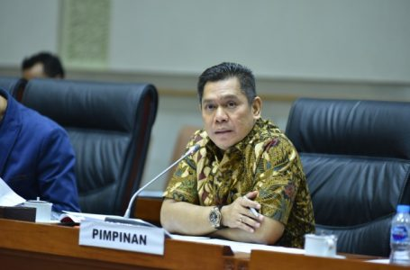 Komisi III Terima Audiensi Mahasiswa Terkait Penanganan Kasus HAM