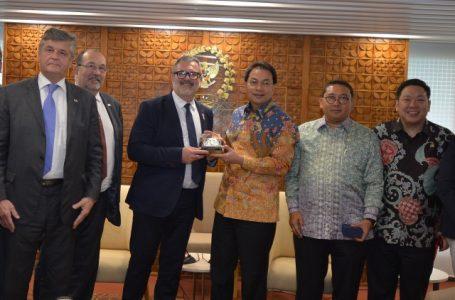 Azis Syamsuddin Berharap Kekerabatan Indonesia-Prancis Kian Dipererat