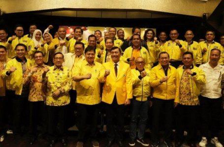 Berikut Ini Susunan Kepengurusan Partai Golkar Periode 2019-2024