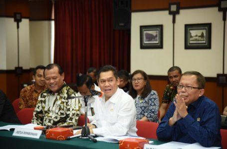 Adies Kadir: Sarana dan Prasarana Pengadilan Tinggi DKI Belum Memadai