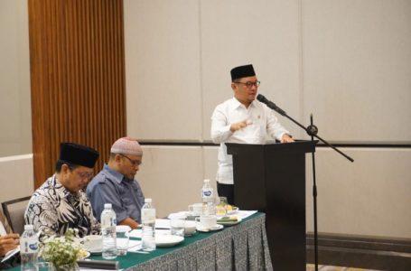 Ace Hasan Syadzily Usulkan Penambahan Jatah Makan Jemaah Haji