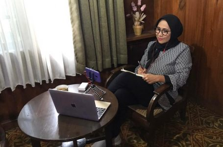 Peran Dunia Pendidikan Di Tengah Pandemi Corona (Wakil Ketua Komisi X DPR-RI, Hetifah Sjaifudian)