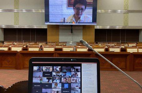 Zoom Tidak Aman, Golkar: Kenapa Menkominfo Tak Bikin Platform Sendiri?