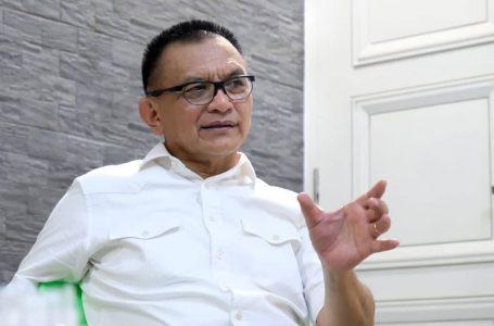 Lodewijk F Paulus Dorong Pembangunan Infrastruktur Telekomunikasi yang Aman