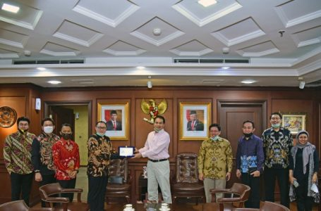 Azis Syamsuddin Terima Kunjungan Pengusaha AP2LI