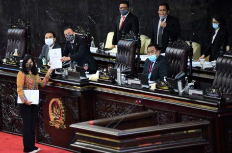 Paripurna DPR Sahkan Ratifikasi Pertahanan Indonesia – Ukraina