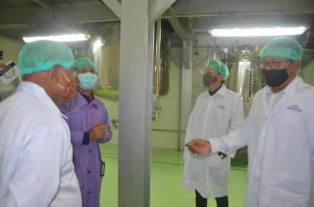 Komisi VI DPR Minta Kimia Farma Turunkan Impor Bahan Baku Obat