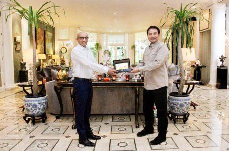 DPR RI dukung penguatan hubungan stretegis Indonesia-Singapura