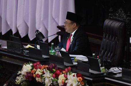 Pantun-pantun Bambang Soesatyo di Sidang Tahunan MPR