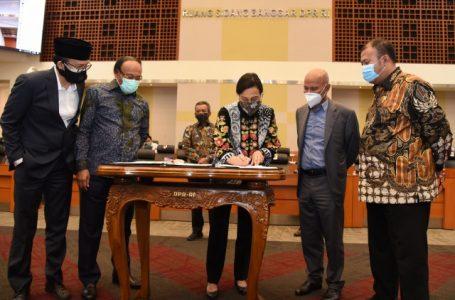 Banggar DPR Setujui RUU P2APBN 2019