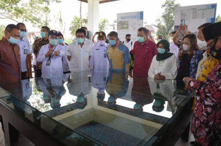 Komisi V DPR Apresiasi Pembangunan Bendungan Sindang Heula