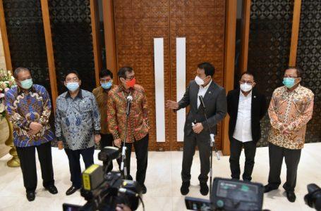 DPR RI dan Pemerintah Bahas Pelibatan TNI dalam Penanganan Terorisme