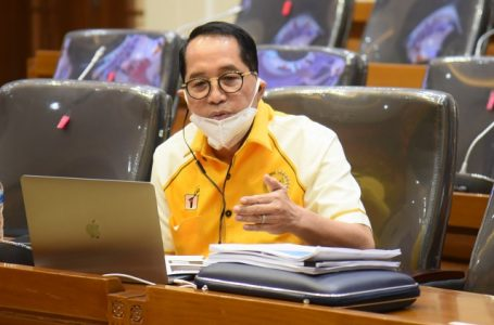 Fraksi Golkar Tolak RUU Haluan Ideologi Pancasila Dimasukan Prolegnas 2021