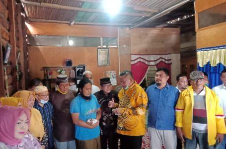 Ketua Umum Partai Golkar Airlangga Hartarto Umrohkan Ustad Zaid Maulana Paska Penusukan
