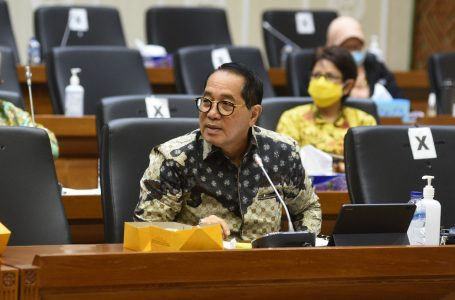 Firman Soebagyo Minta Pemerintah Realistis Usulkan RUU di Proglegnas 2021: Jangan Dipaksakan Jumlahnya