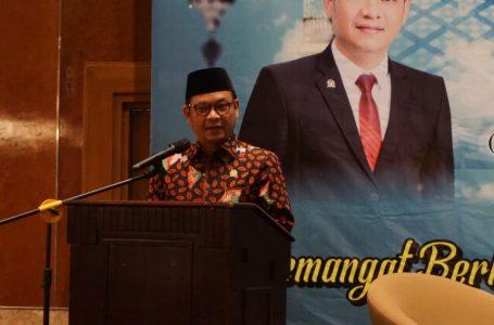 Jagong Masalah Umrah dan Haji, Ace Sampaikan Perkembangan Terbaru Pelaksanaan Umrah dan Peran DPR