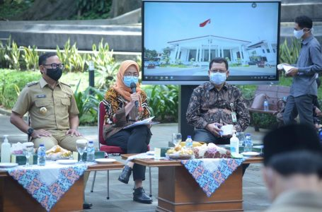 Komisi X DPR Tinjau Persiapan Belajar Tatap Muka Kota Bogor