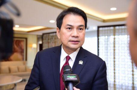Azis Syamsuddin Tegaskan Penyaluran Bansos 2021 Diawasi Ketat agar Tak Ada Potongan