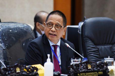 Dito Ganinduto: Pembentukan LPI Jadi Terobosan Tercapainya Visi Indonesia 2045