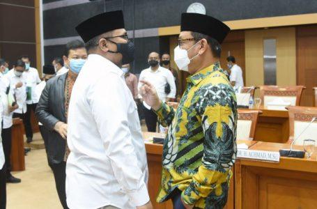 Komisi VIII DPR dan Kemenag Sepakat Segera Bentuk Panja Penyelenggaraan Haji 2021