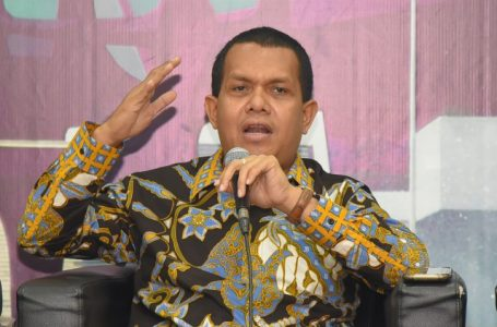 Melki Laka lena Dukung Penerapan PSBB di Jawa dan Bali