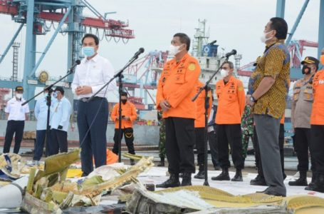 Pimpinan DPR Apresiasi Kinerja Tim Pencarian dan Evakuasi Sriwijaya Air