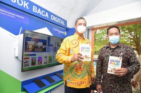 Komisi X Evaluasi Pelayanan Perpustakaan Indramayu di Masa Pandemi