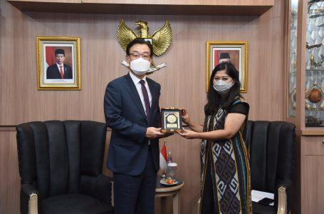 Terima Dubes Korsel, Komisi I Singgung Kerja Sama Vaksin dan Proyek Jet KFX-IFX
