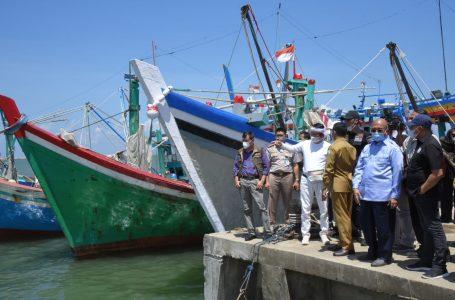 Komisi IV DPR Soroti Permasalahan Pendangkalan Pelabuhan Perikanan Lampulo