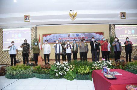 Komisi III Harap Polda dan BNNP Banten Jaga Situasi Kondusif