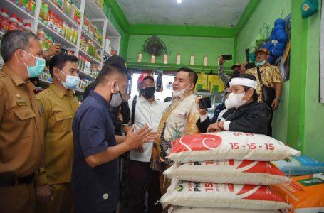 Salim Fakhry Dorong Pengaturan Distribusi Pupuk Bersubsidi Secara Baik