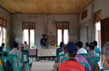 Sosialisasi 4 Pilar, Adrianus Asia Sidot: Mari Kompak Rawat Komitmen Kebangsaan