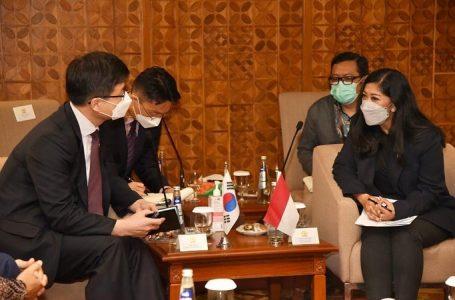 Komisi I DPR Bahas Kerja Sama Pertahanan dengan Menhan Korsel