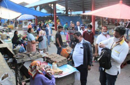 Lamhot Sinaga Ajak Masyarakat Belanja Produk UMKM
