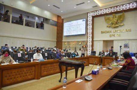 Baleg DPR Tetapkan 33 RUU Prolegnas Prioritas 2021, RUU Pemilu Dikeluarkan