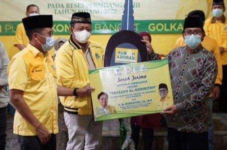 Misbakhun Suarakan Pentingnya Golkar Usung Kader Sendiri Jadi Capres di Pilpres 2024
