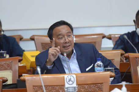 Bobby Adhityo Rizaldi Menyoroti Pengaturan Agregasi Data
