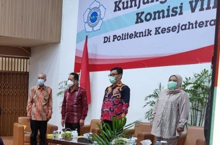 Komisi VIII DPR Dukung Pembangunan Kampus Politeknik Kesejahteraan Sosial Bandung