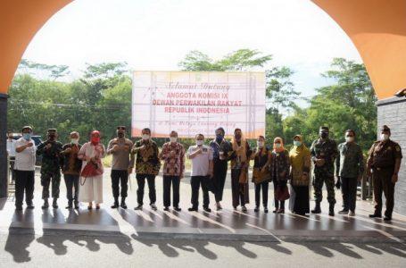 Wujudkan 'Herd Immunity', Komisi IX Dorong Program Vaksinasi Covid-19 di Riau