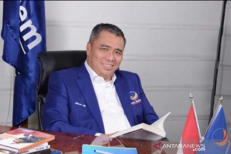 Fraksi NasDem dukung langkah pemerintah revisi UU ITE
