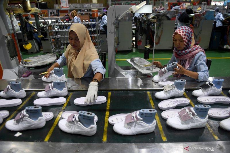 Nigeria minati alas kaki dan herbal asal Indonesia