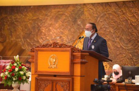 Banggar DPR RI: RAPBN 2022 Disusun Dengan Ketidakpastian