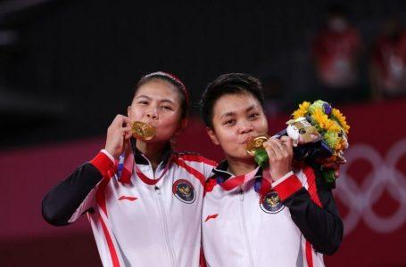 Ganda Putri Raih Emas Di Olimpiade, Hetifah Dukung Jaminan Sosial Hari Tua Atlet