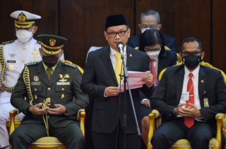 Pimpin Doa, Ace Hasan Syadzily: Ya Allah, Jangan Jadikan Pemimpin Kami Tak Takut pada-Mu