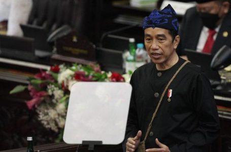 Presiden Jokowi: APBN 2022 Harus Responsif dan Fleksibel